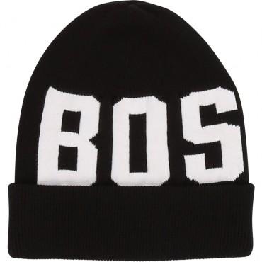 Zimowa czapka chłopięca Hugo Boss 003121 A