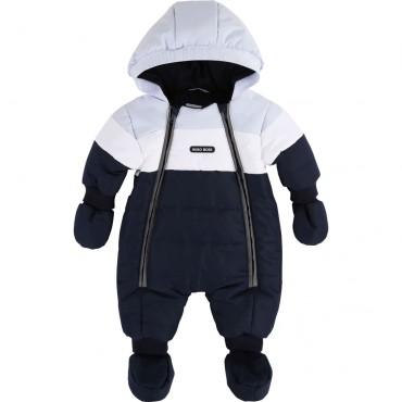 Zimowy kombinezon niemowlęcy Hugo Boss 003147 A