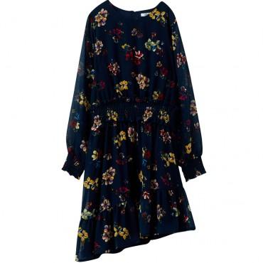 Sukienka dziewczęca w drobne kwiaty Liu Jo 003155
