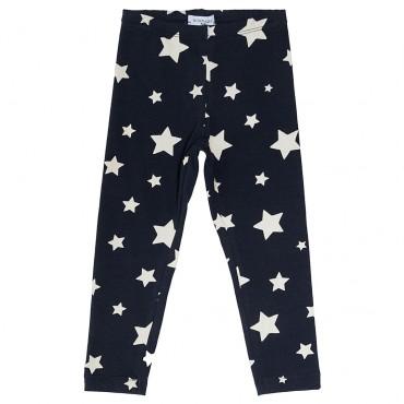 Legginsy dziewczęce w gwiazdy Monnalisa 003157 A