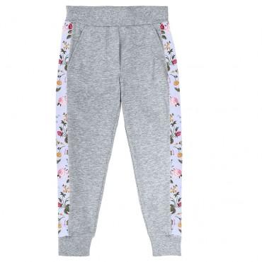 Spodnie dresowe dla dziewczynki Monnalisa 003165 A