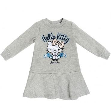 Sukienka niemowlęca Hello Kitty Monnalisa 003184 A