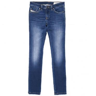 Jeansy dla dziewczynki Jogg Jeans Diesel 003195 A
