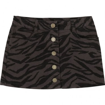 Spódnica mini dla dziecka Zadig&Voltaire 003206 A