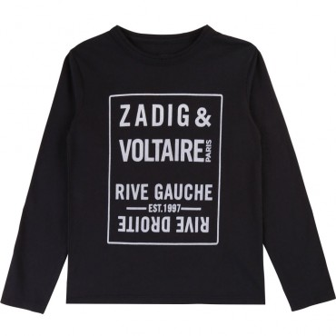 Bluzka Zadig&Voltaire - przód