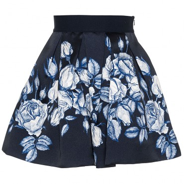 Elegancka spódnica dziewczęca Monnalisa 003237 A