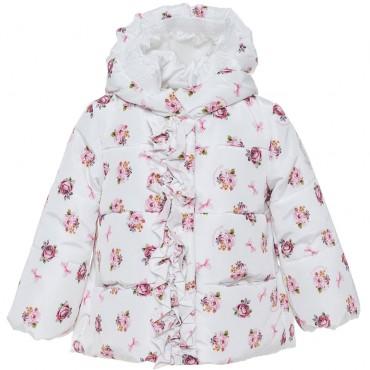 Zimowa kurtka niemowlęca Monnalisa 003271 A