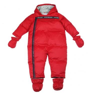 Zimowy kombinezon niemowlęcy Emporio Armani 003280