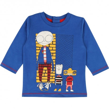 Koszulka niemowlęca z nadrukiem LMJ 003283 A