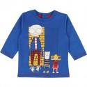 Koszulka niemowlęca z nadrukiem LMJ 003283