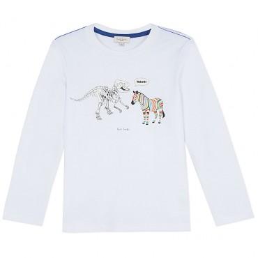 Koszulka chłopięca Roar Paul Smith Junior 002991