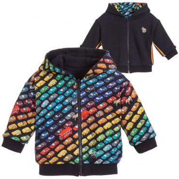 Ciepła bluza niemowlęca Paul Smith 003294 A