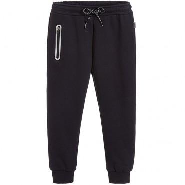 Granatowe spodnie dla chłopca Paul Smith 003300