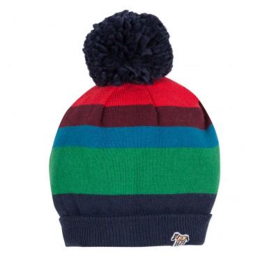 Zimowa czapka chłopięca Paul Smith 003303 A