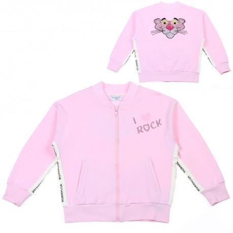Bluza dla dziecka Pink Panther Monnalisa 003339 A