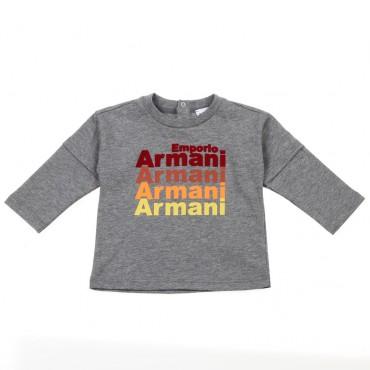 Koszulka dla niemowlęcia Emporio Armani 003351 A