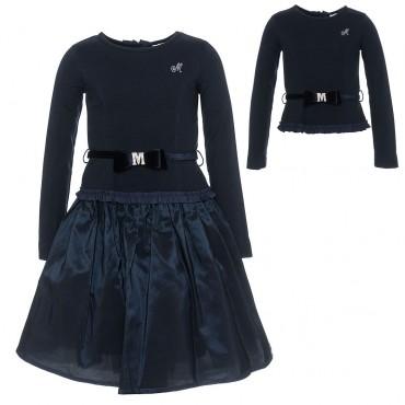 Elegancka sukienka dla dziecka Monnalisa 003264