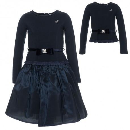 Elegancka sukienka dla dziecka Monnalisa 003264 A