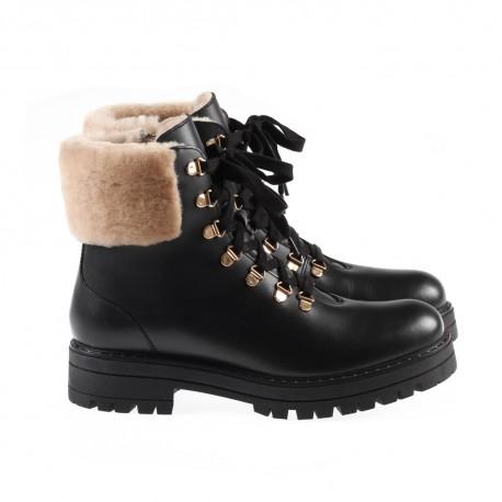 Zimowe botki dla dziewczynki Twin Set 003373 A