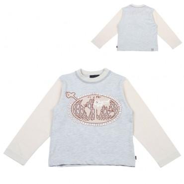 Koszulka chłopięca Roberto Cavalli Devils  003389 A
