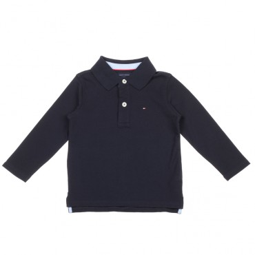 Chłopięca koszulka polo Tommy Hilfiger 003391