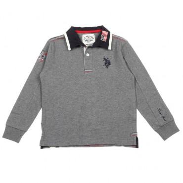Chłopięca koszulka polo U.S. POLO ASSN 003309 A