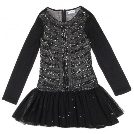 Oryginalna sukienka dla dziewczynki Pinko 003417 A