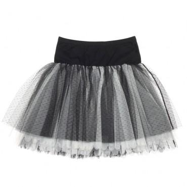 Spódnica tiulowa dla dziewczynki Monnalisa 003424 A