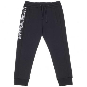 Spodnie dresowe dla chłopca Emporio Armani 003435 A