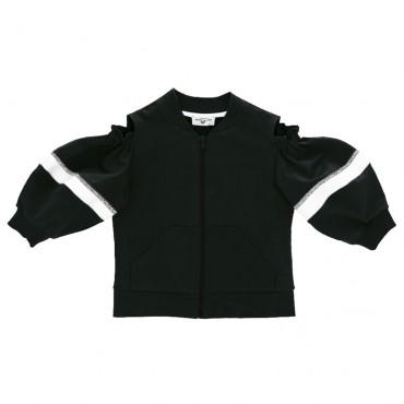 Bluza z odkrytymi ramionami Monnalisa 003487 A