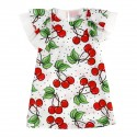 Trapezowa sukienka dziewczęca Monnalisa 003491