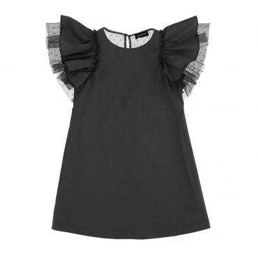 Wizytowa sukienka dla dziewczynki Monnalisa 003469 A