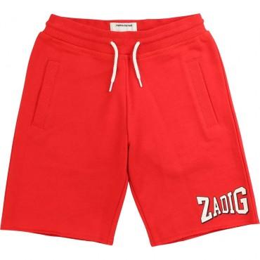 Sportowe szorty chłopięce Zadig&Voltaire 003508 A