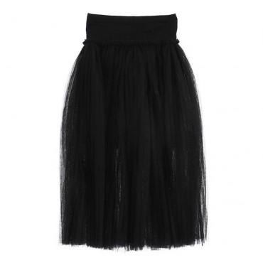 Dziewczęca spódnica z kolarkami Monnalisa 003516