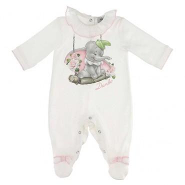Efektowny pajacyk niemowlęcy Monnalisa 003528