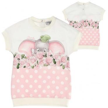 Sukienka niemowlęca Dumbo Monnalisa 003534