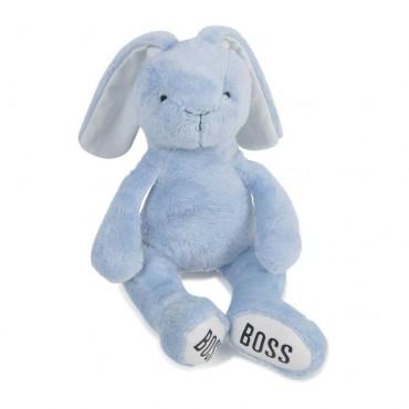 Niebieska maskotka niemowlęca Hugo Boss 003630 A