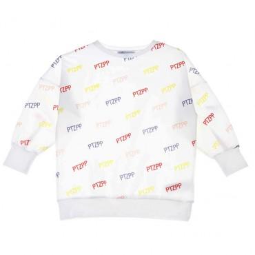Tunika dla dziewczynki Patrizia Pepe - sklep z ubraniami dla dzieci - 003673 A