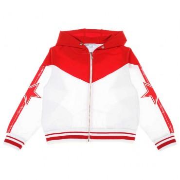 Bluza dla dziewczyny Patrizia pepe - sklep u ubraniami dla dzieci -  003678 A