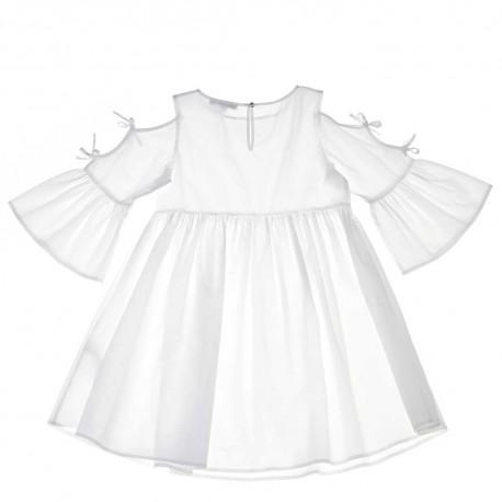 Sukienka dla dziewczynki Patrizia Pepe - sklep z ubraniami dla dzieci -  003680 A
