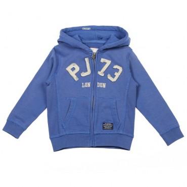 Chłopięca bluza z kapturem Pepe Jeans - sklep z ubraniami dla dzieci - 003712 A