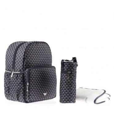Plecak dla mamy Emporio Armani - akcesoria dla niemowląt - 003742 A