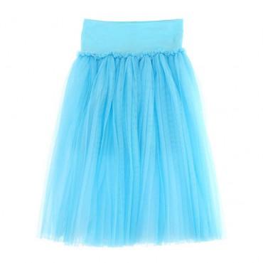 Plisowana spódnica dziewczęca Monnalisa 003774