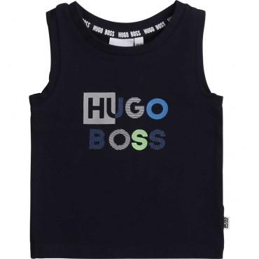 Top dla niemowlaka Hugo Boss 003835