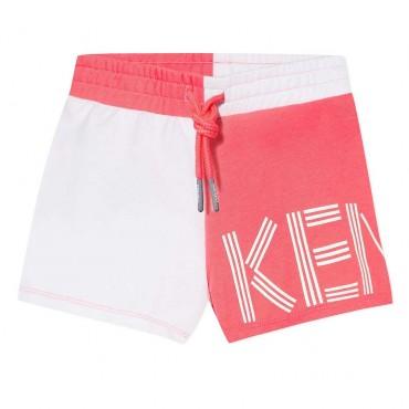 Szorty dla dziewczynki Kenzo Kids 003861 A