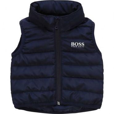 Bezrękawnik dla chłopca Hugo Boss 003871