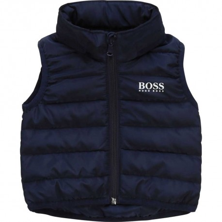 Bezrękawnik dla chłopca Hugo Boss 003871 A