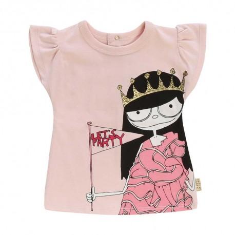 Bluzeczka niemowlęca Little Marc Jacobs 003886 A