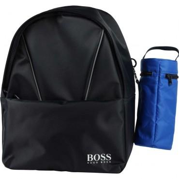Duży plecak szkolny Hugo Boss 003905