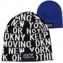 Dwustronna czapka dla dziecka DKNY 003908